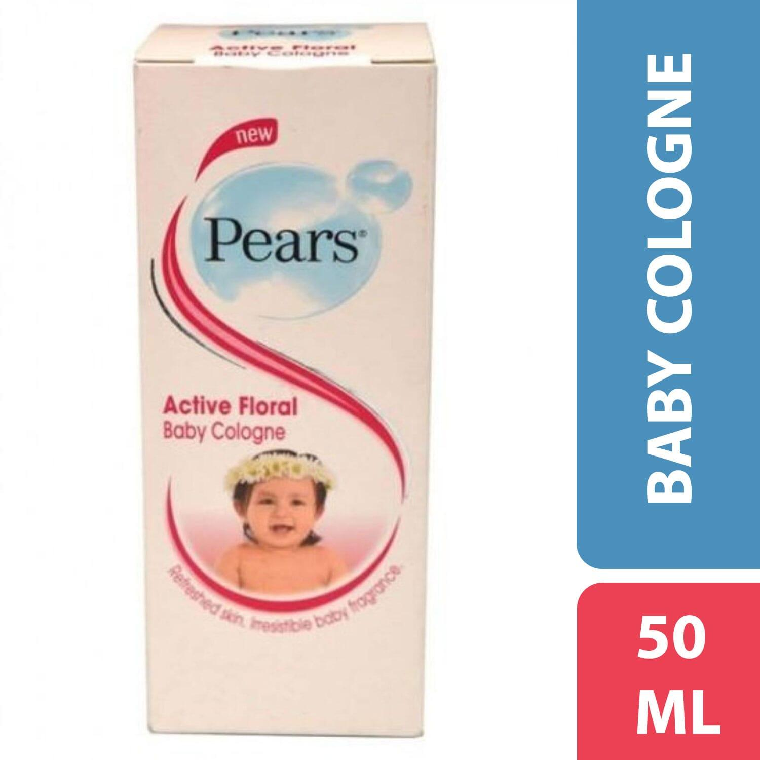Pears Floral Cologne 50ml