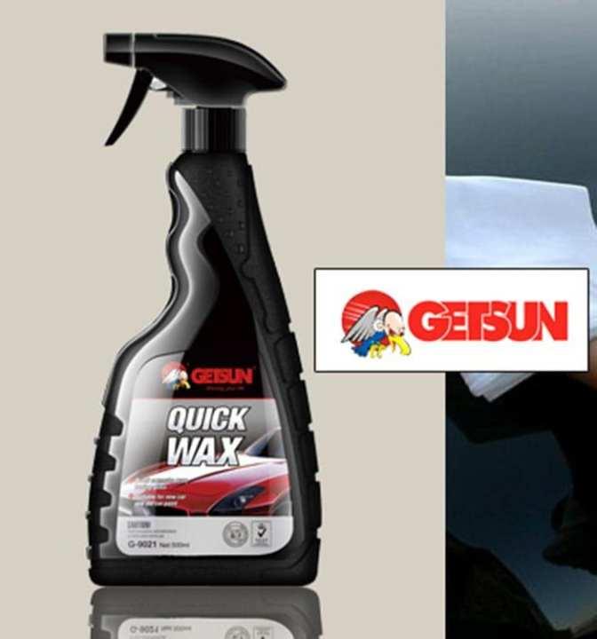 Getsun Quick Wax Spray 500Ml