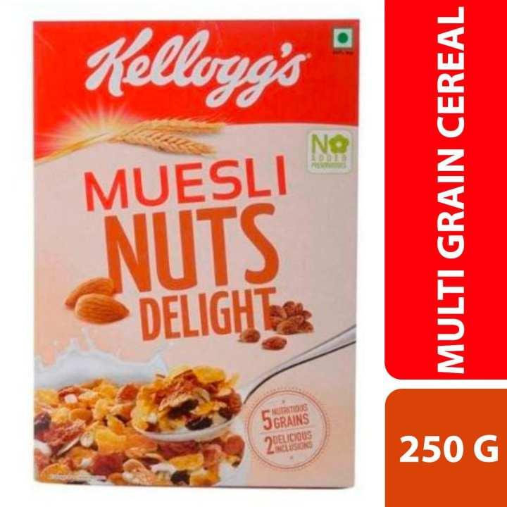 KELLOGGS Extra Muesli Nuts Delight- 250g