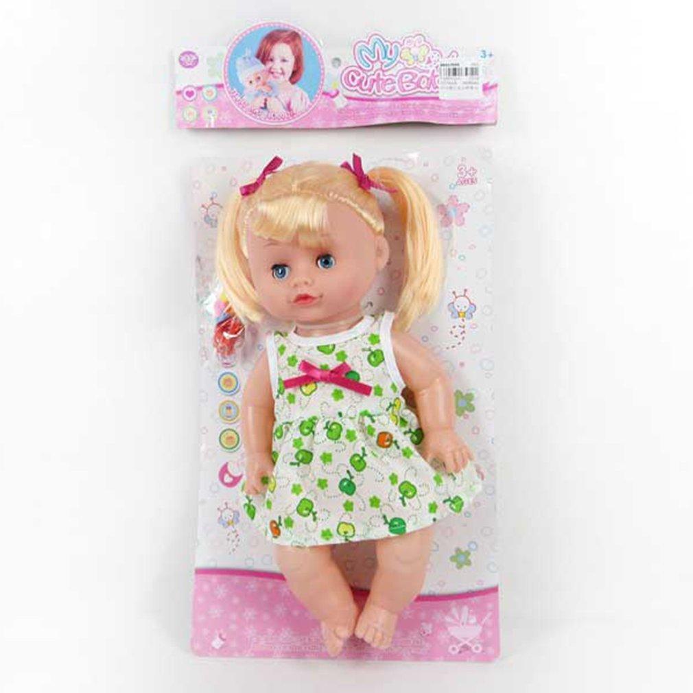 Cartoon Fashion Princess Mermaid Doll Toy Decor Baby Kid Doll With Fish Tail Phone Decor Toy For Girl Birthday Xmas Gifts Toys & Hobbies