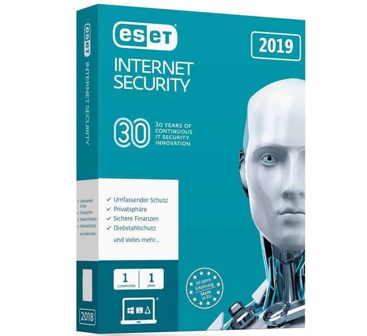 Eset Internet Security 2019 Single User