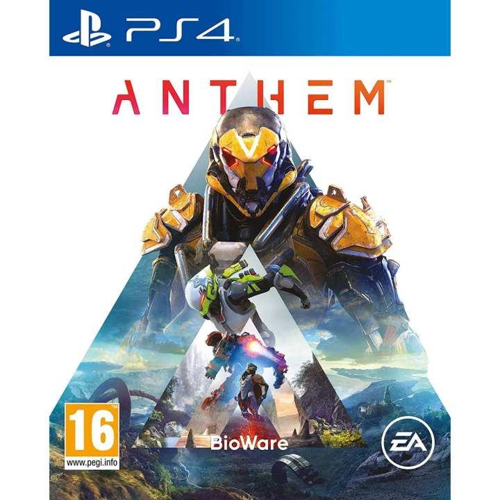 PS4 Game - Anthem