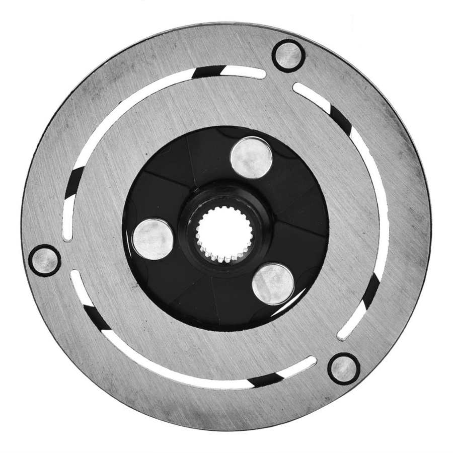 CL-FOR0810 AC Compressor Clutch Assembly Kit Fit for Subaru Impreza Forester 08-10 Compressor Clutch