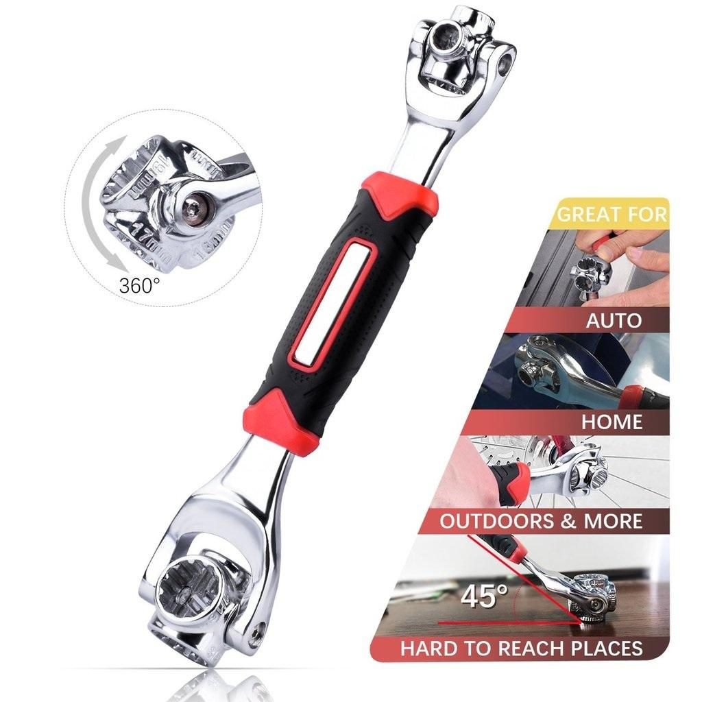 48-in-1 Tiger Universal Wrench