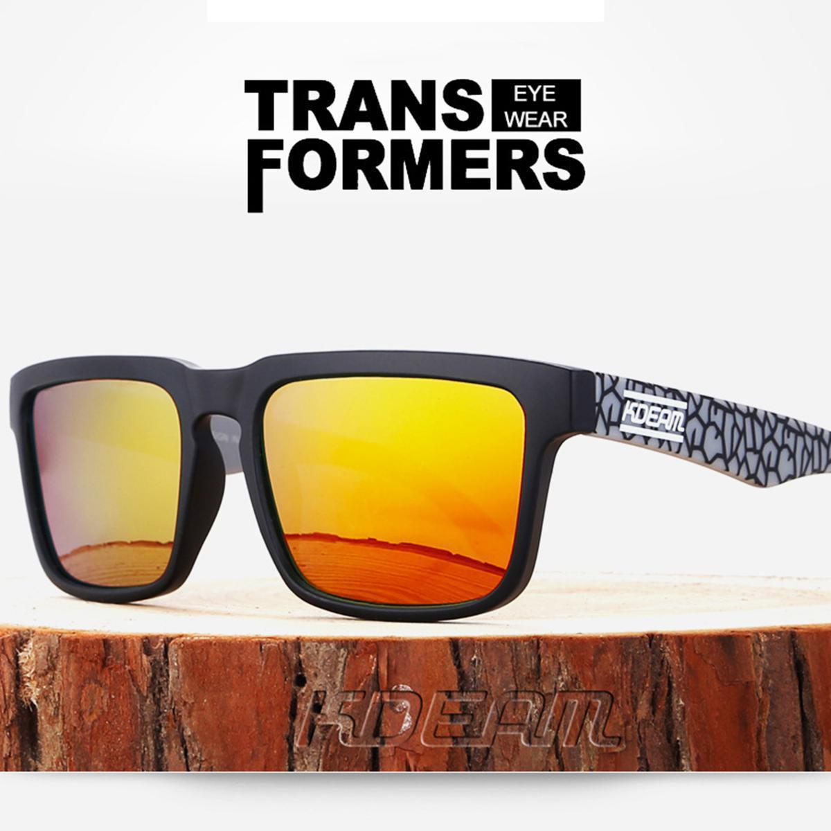 66837b0209 KDEAM Men Women Polarized UV400 Sunglasses Sport Driving Fishing Cycling  Eyewear