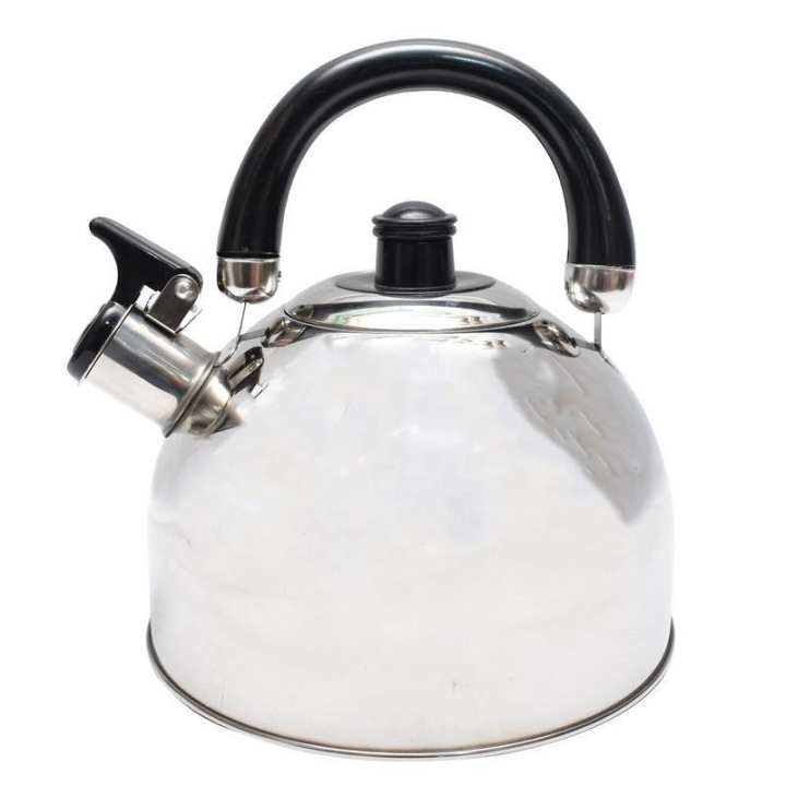 Stainless Steel Kettle 2L - Silver