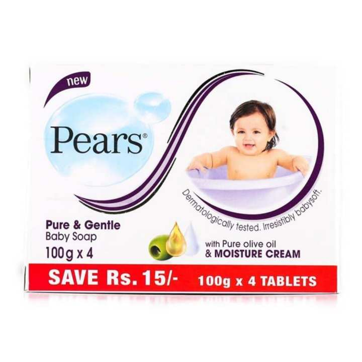 Pears P&G Soap - 400Mg