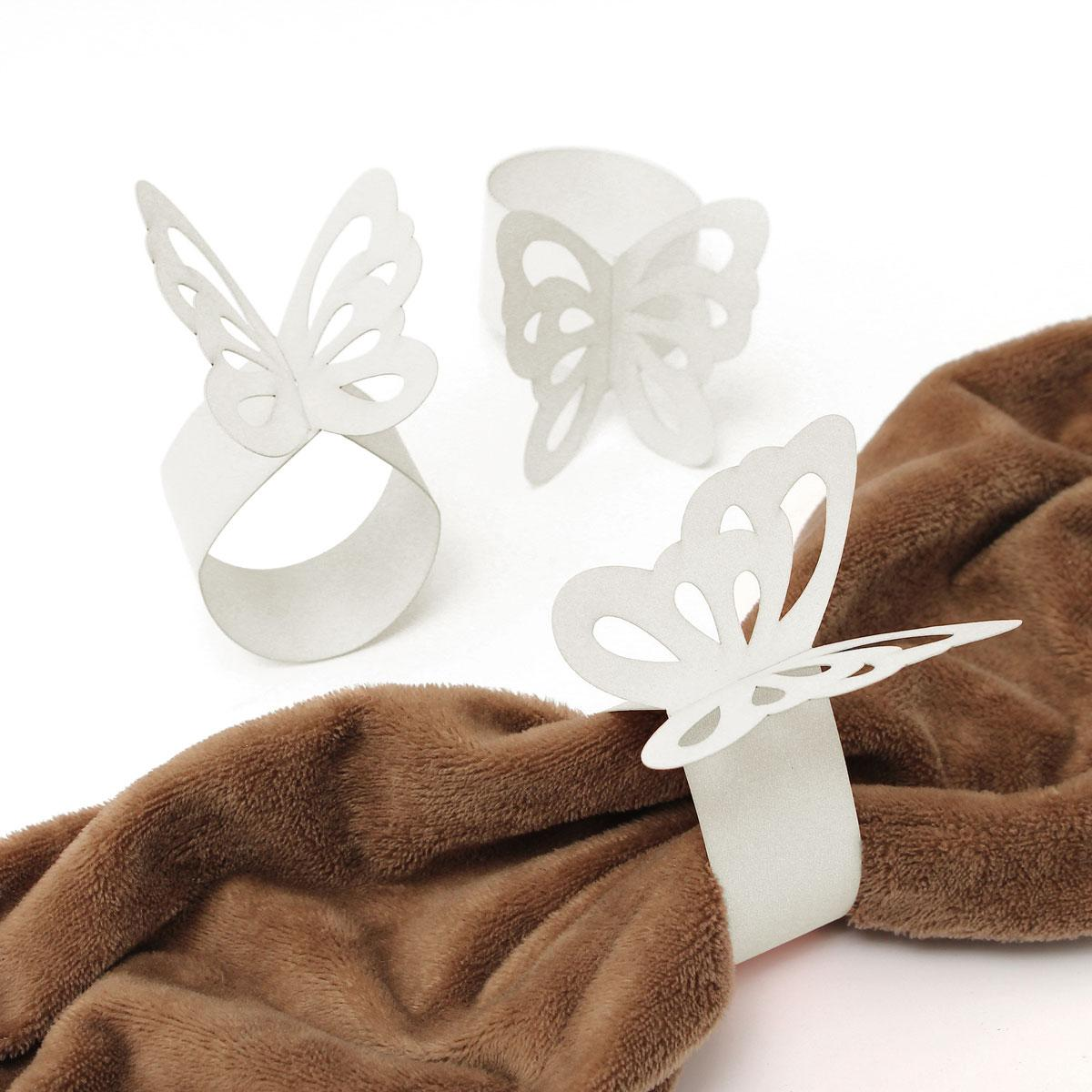 50pcs Mutil Colors Paper Butterfly Napkin Rings Wedding Dinner Party Hotel Diy White Buy Sell Online Best Prices In Srilanka Daraz Lk
