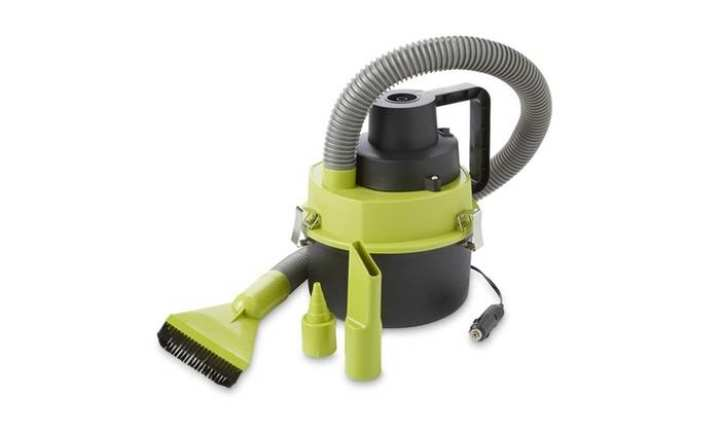 High Power Wet And Dry Auto Vacuum Cleaner