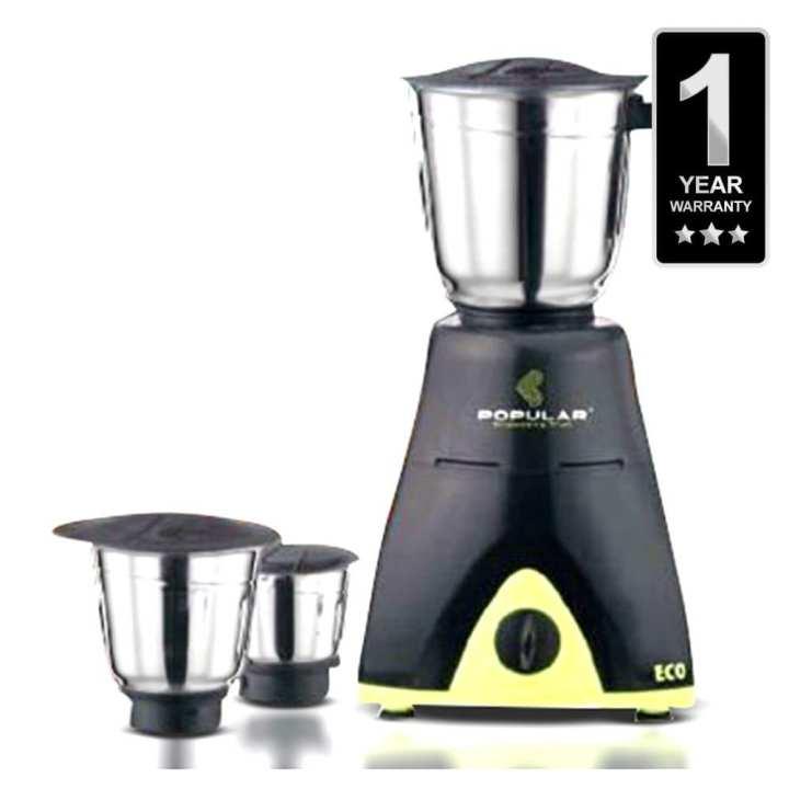 Popular Eco Mixer Grinder - Black