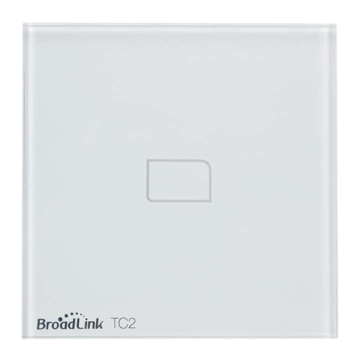 BroadLink TC2 1-CH Smart Home Wall Light Switch by IOS, Android - EU