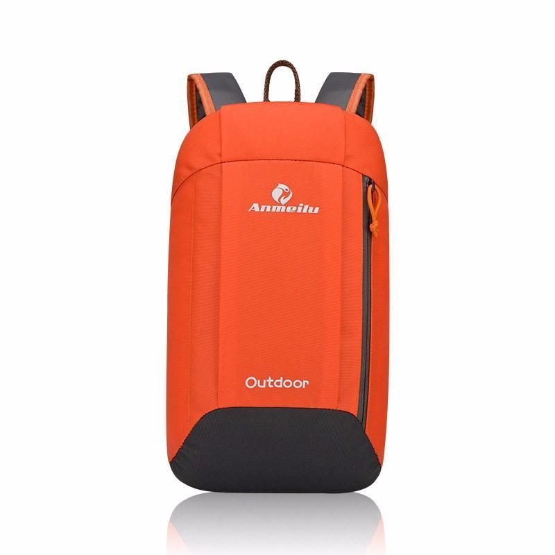 10L Outdoor Shoulder Backpack Rucksack Unisex Soft Bag Sports Camping Hiking 38e56be87a33c