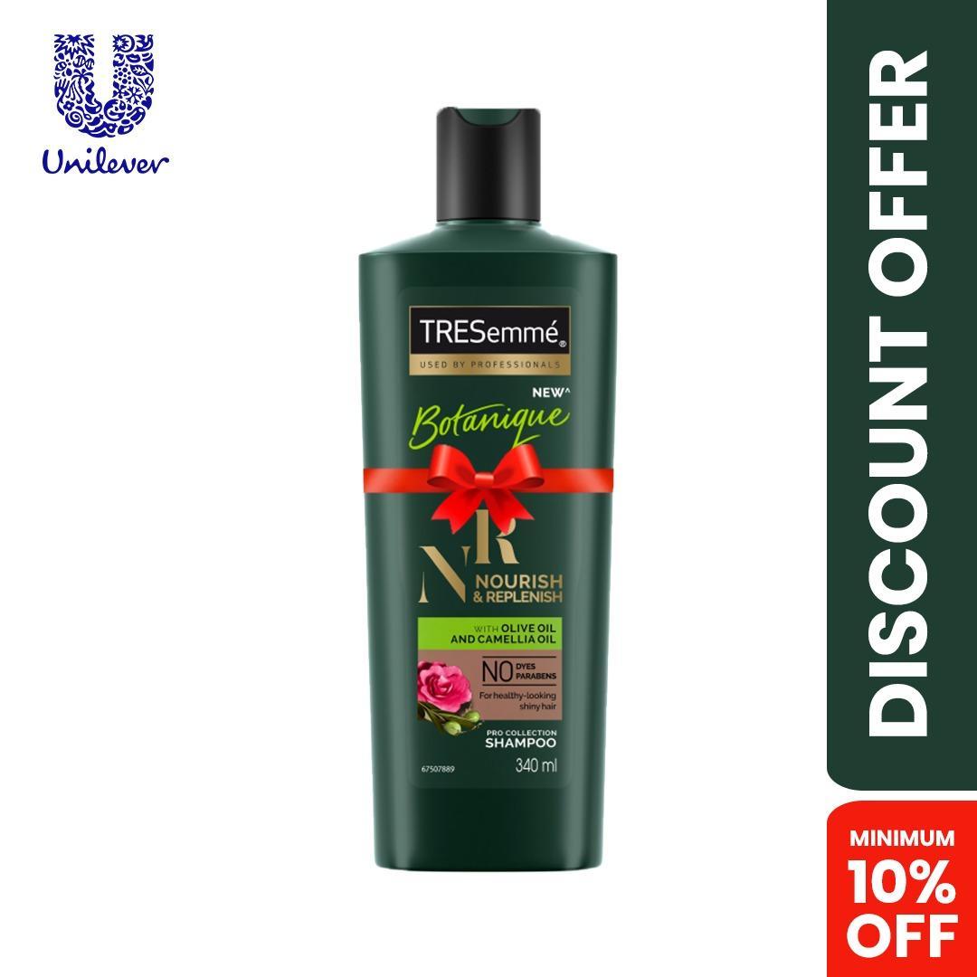 Tresemme Botanique Shampoo 340ml