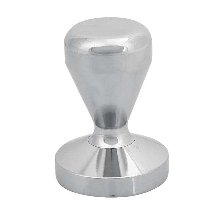 ALLOYSEED Stainless Steel Coffee Espresso Tamper 51/57.5mm Base Coffee Bean