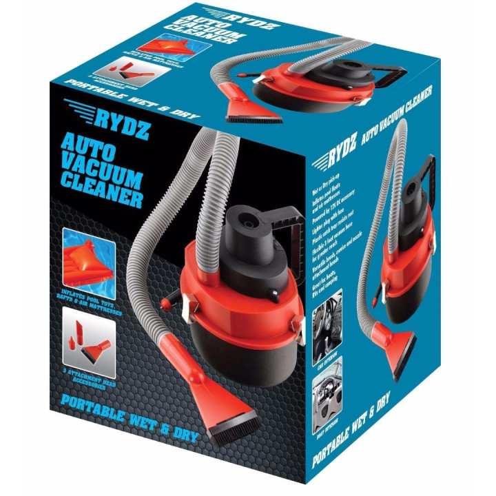 Wet and Dry Vacuum Cleaner Auto Car Vacuum Cleaner
