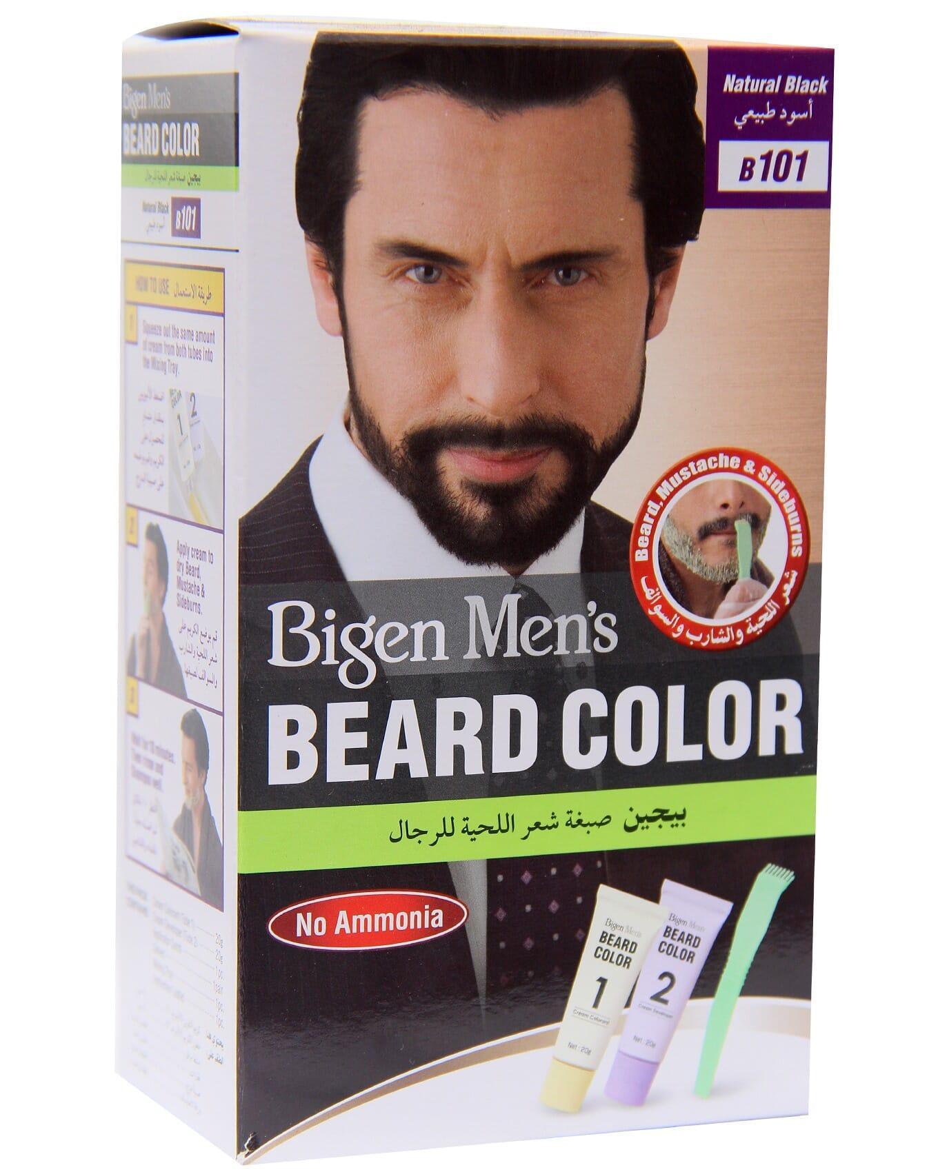 Bigen Mens Beard Colour - 40g
