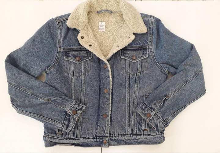 Denim Winter Jackets - Women