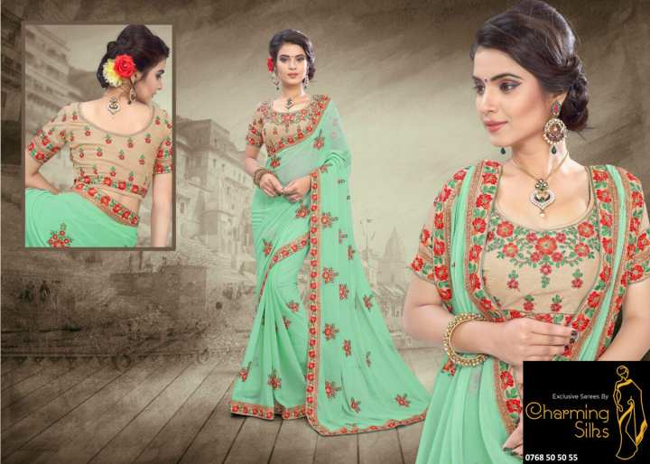 CS0611 - Right  One Exclusive Saree