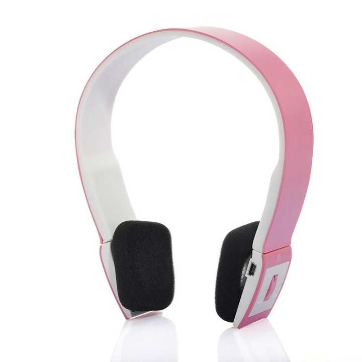 FashionieStore Headphones Bluetooth Stereo Headphone Adjustable Wireless Headset For Cell Phone PK
