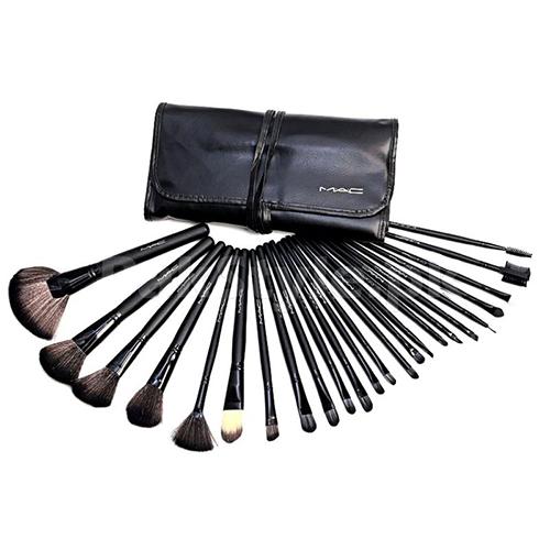 Mac Cosmetic Makeup Brush Set Pack Of