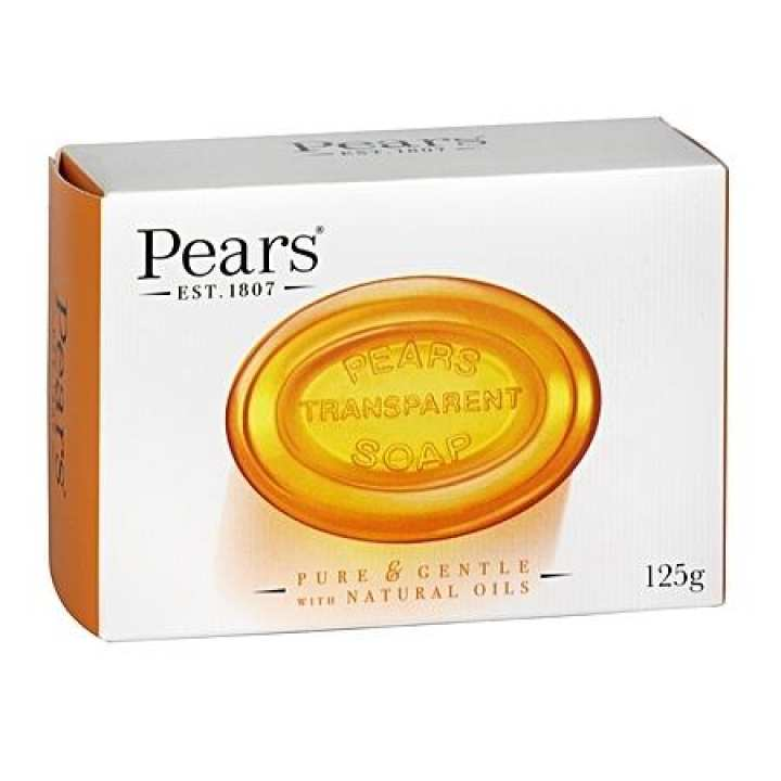 Pears Soap Gentle with Natural Oil 125g