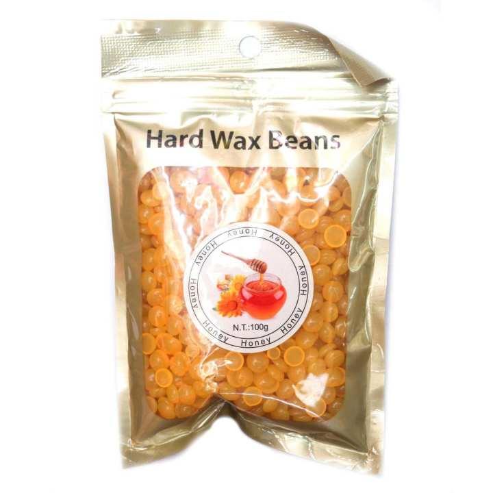Honey Hard Wax Beans - 100G