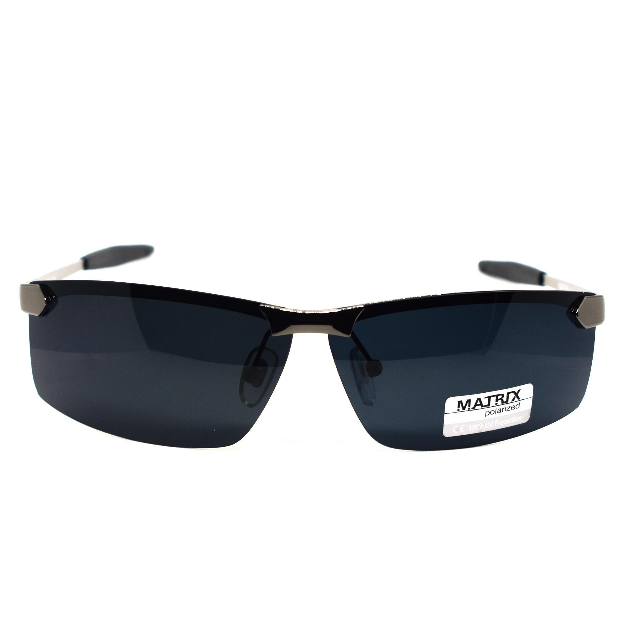 9195641a651 Matrix polarized 100% UV Protection Black Color Men s   Women s Sunglasses