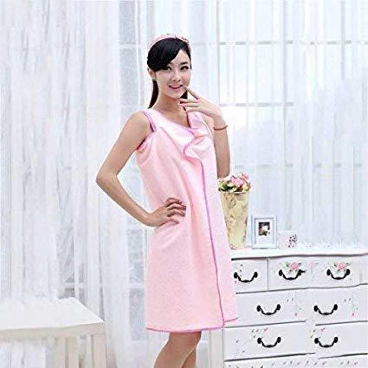 New Arrival  Bath-Ta-Robe Smart Towel Pink