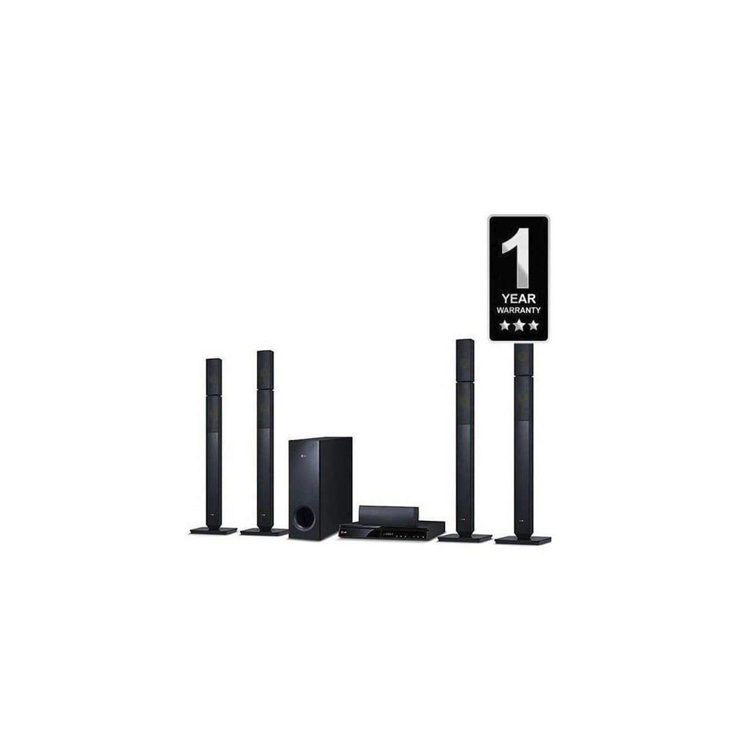 LG DH6631T DVD Home Theater - 1000W