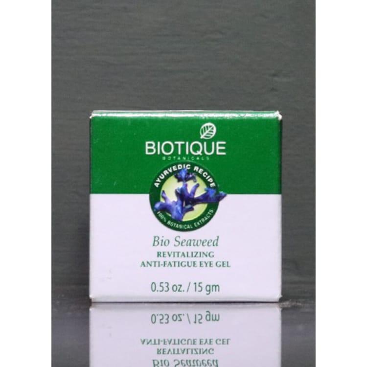 Bio Seaweed Revitalizing Anti-Fatigue Eye Gel - 15G