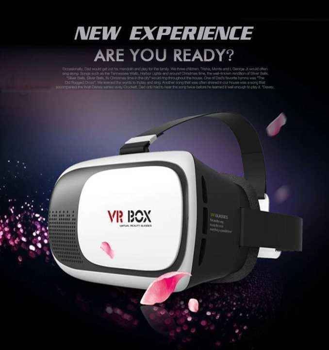 VR Box 2.0 Virtual Reality 3D Glasses