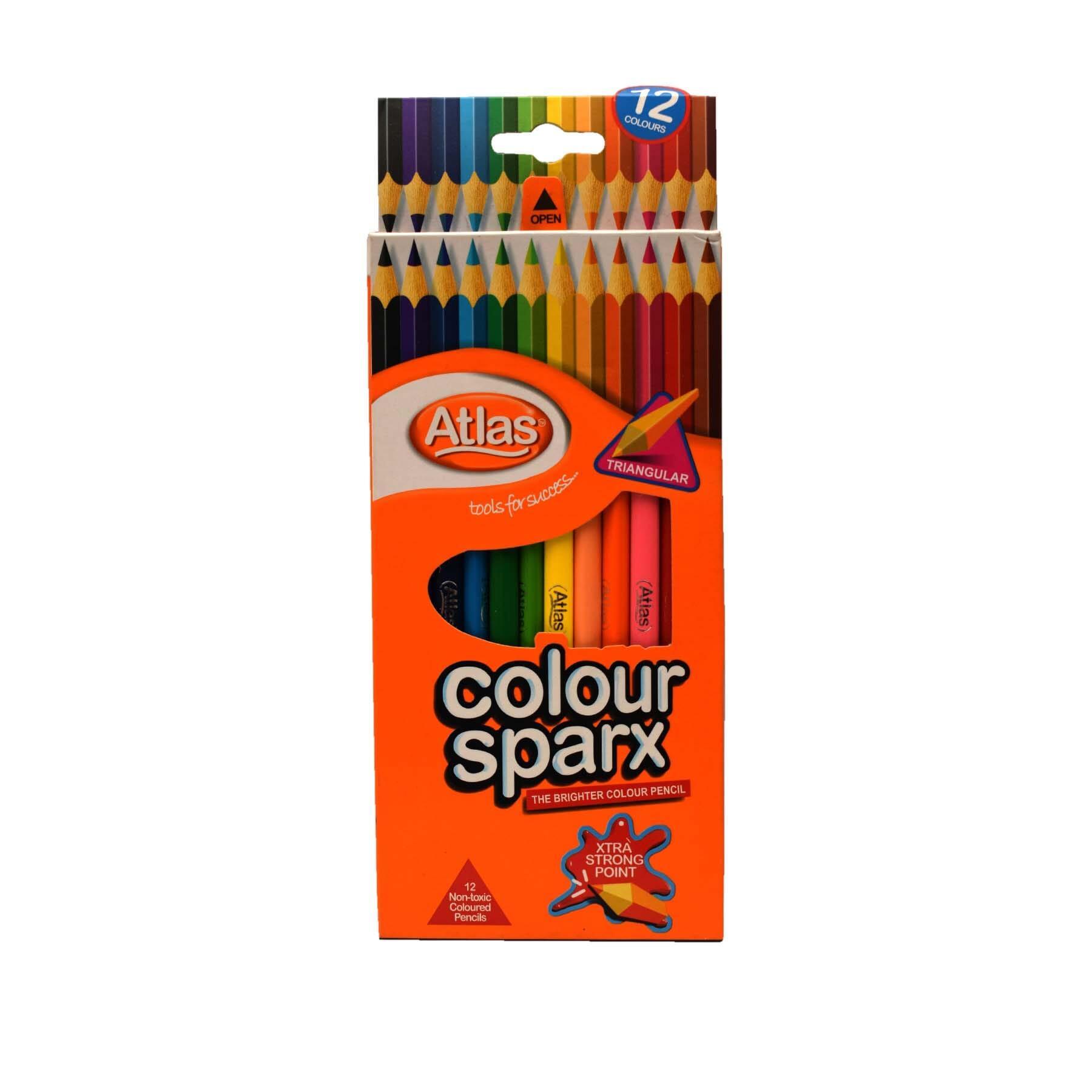 Atlas Colour Sprax - Multi Colour