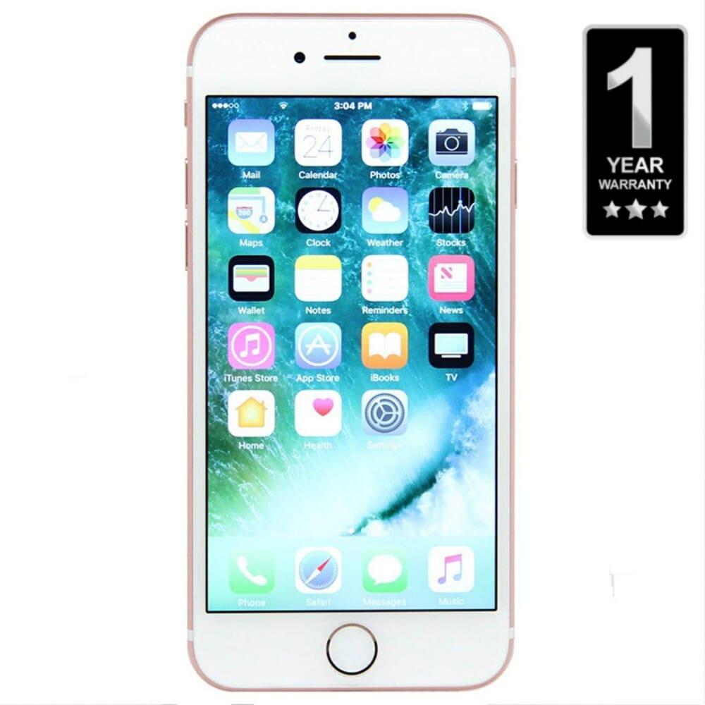 Apple iPhone 7 - 2GB RAM - 128GB ROM - RoseGold