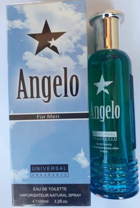 Angello High Quality Fragnance Perfume for Men-Natural Spray