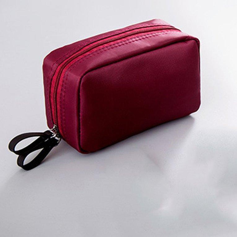 e7b3c9c73f3 Portable Make up Women Makeup Organizer Bag Girls Cosmetic Storage bag