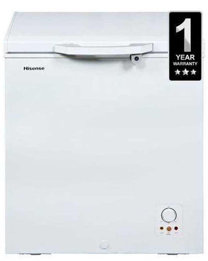 FC19DD4SA Deep Chest Freezer - 145 L