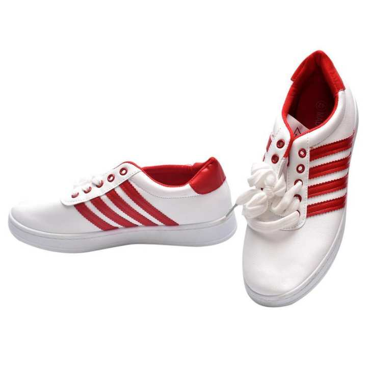 Men's Shoes - Red