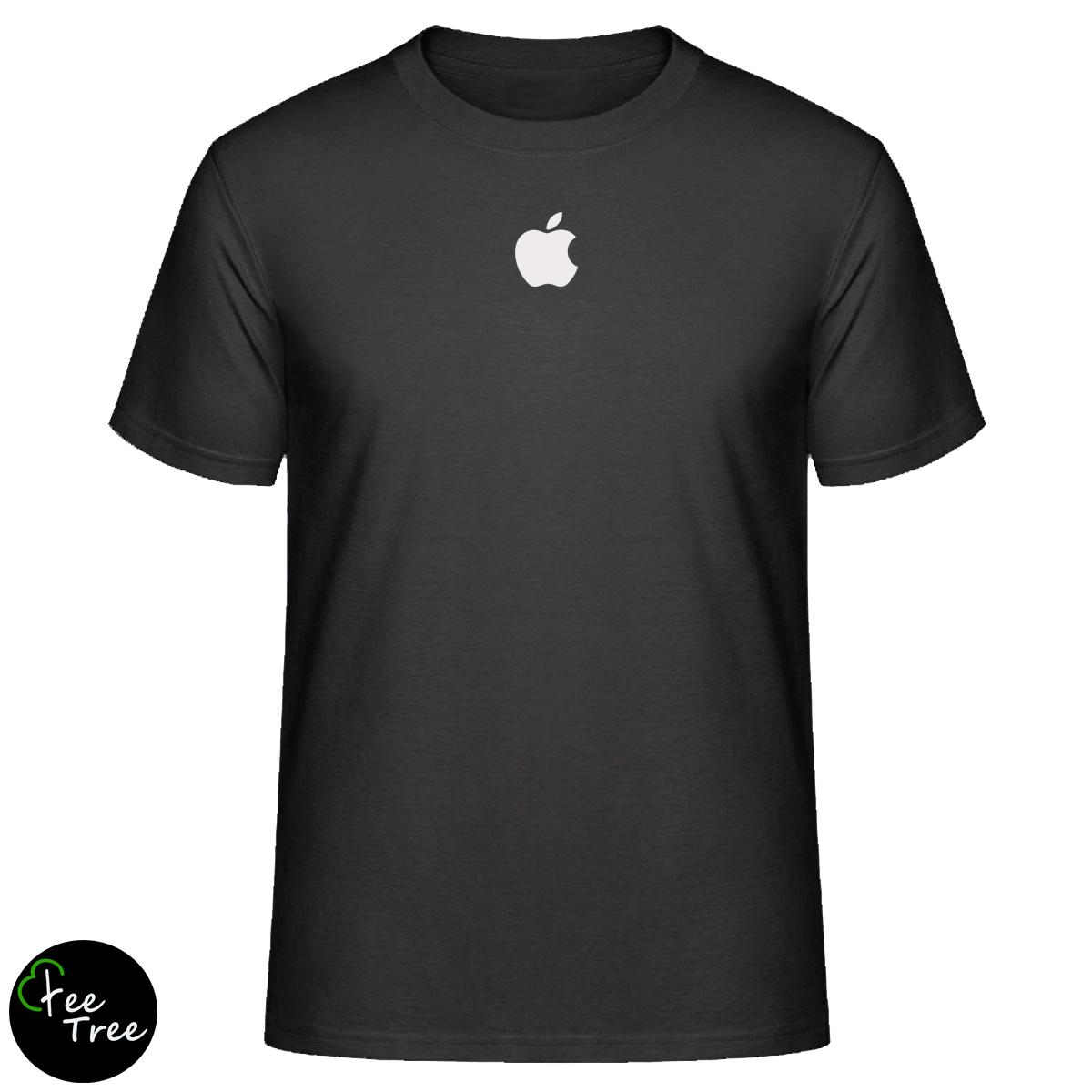 17a64c7a8 Apple iphone ipad logo mens   womens (unisex) cotton blend T-Shirt