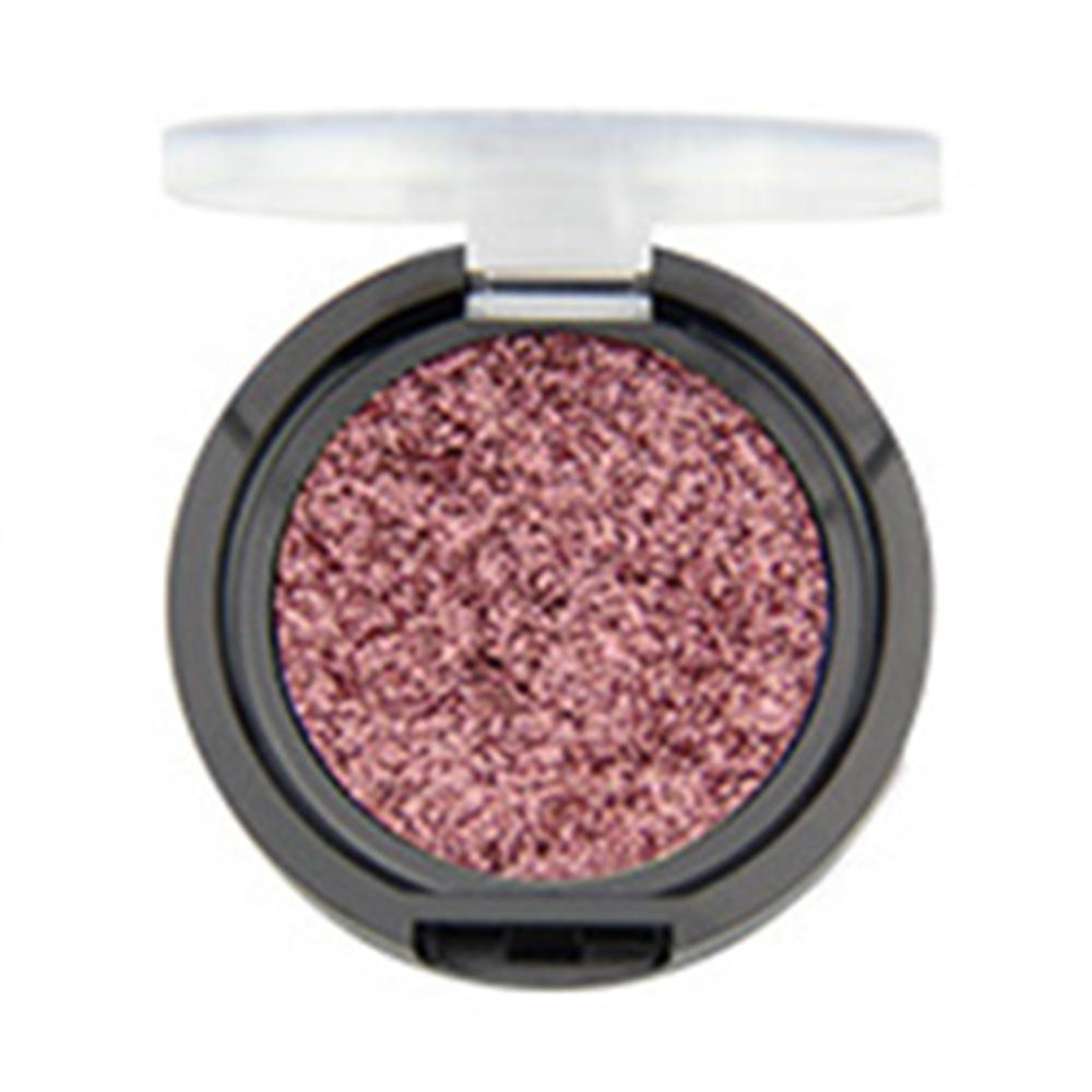 Single Color Makeup Shimmer Eye Shadow Long Lasting Professional Smoky Cosmetic