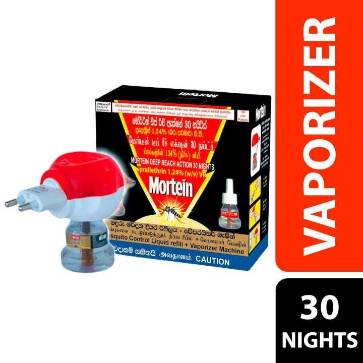 Mortein vaporizer 30N