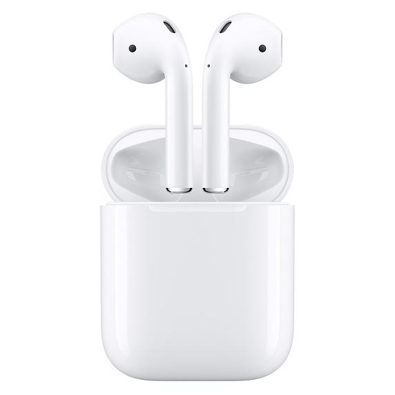 APPLE AIRPODS  (Wireles Earbuds) MMEF2