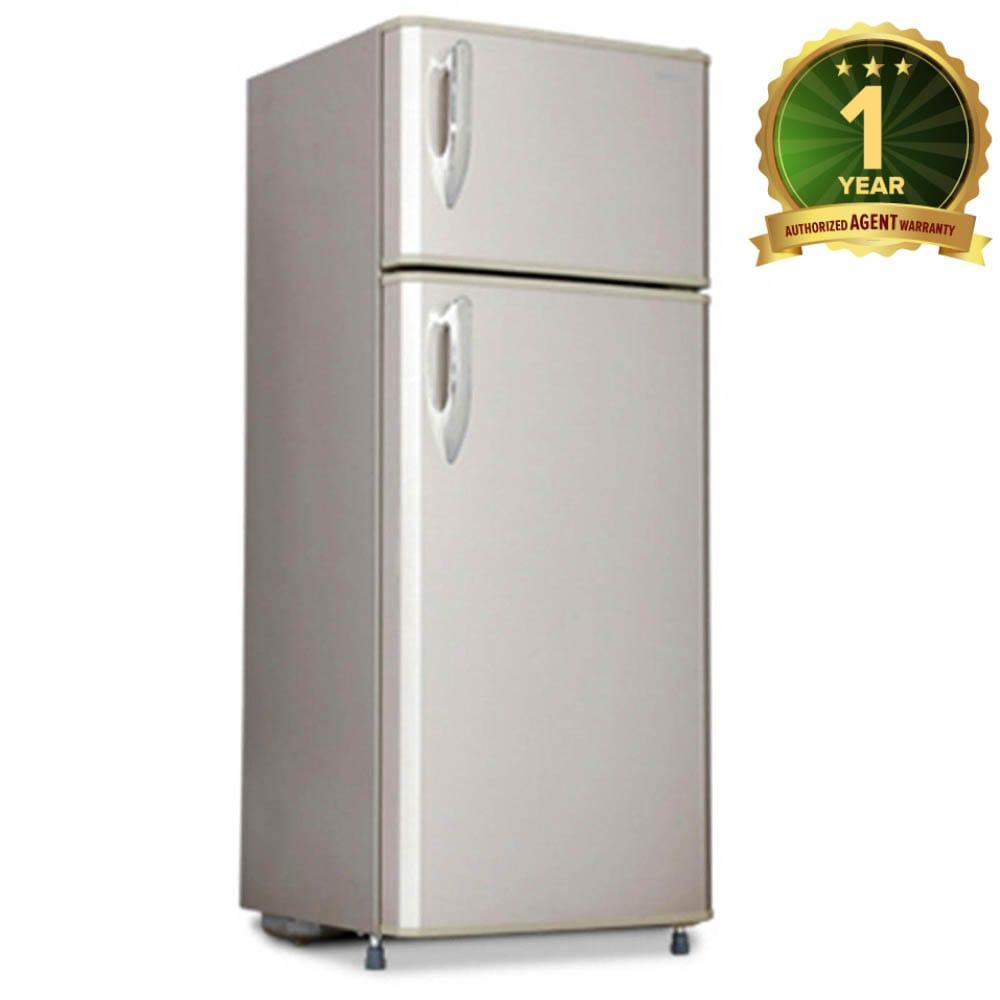 Innovex DDR-195 180L Double Door Direct Cool Refrigerator - Silver