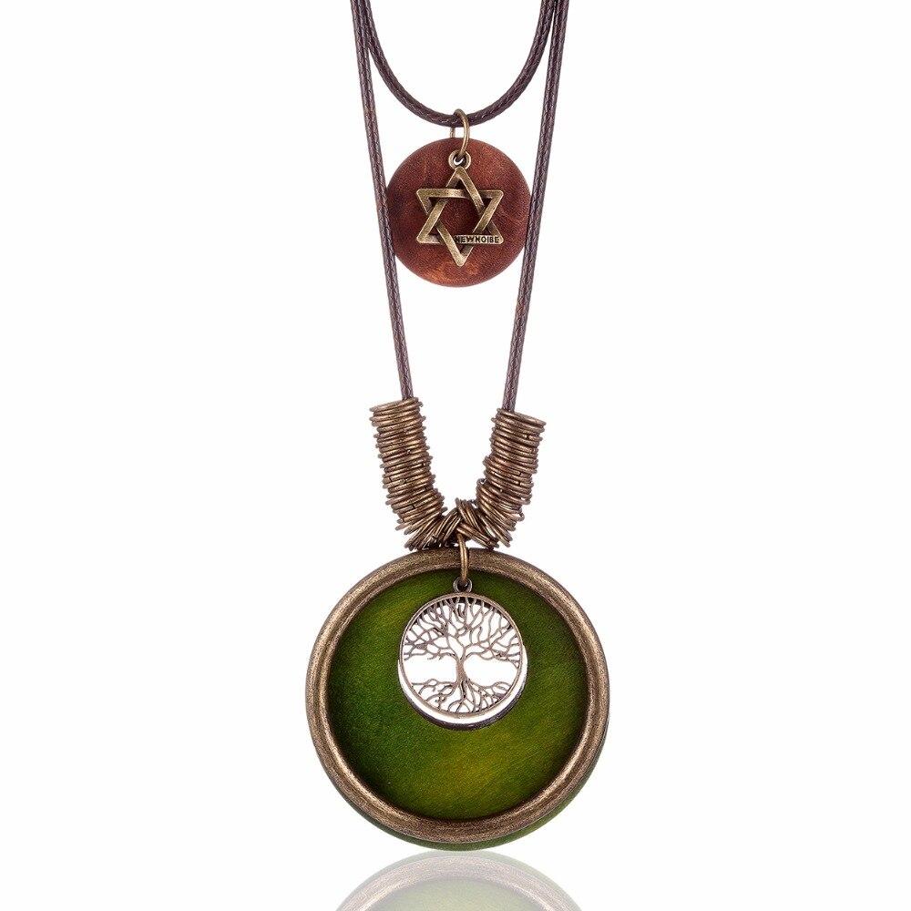 Handmade Fashion Jewelry  Gifts for Women Accessories Neckless Choker Bijouterie Best Friends Pendants  Israel Long Chain NecklaceAnwarDZ