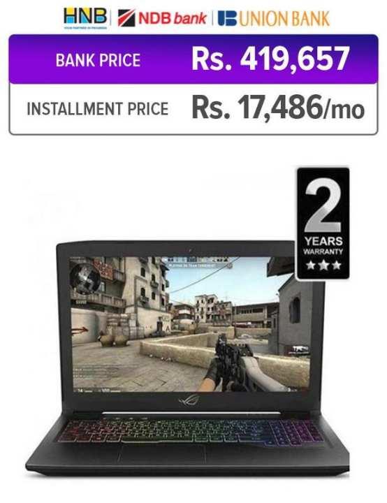 "15.6"" Full HD - Intel core  i7-7700HQ Quad-Core - 16GB RAM - Gaming Laptop - Black"