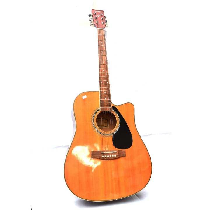 Aquistic Guitar F3000 Yamaha - Brown