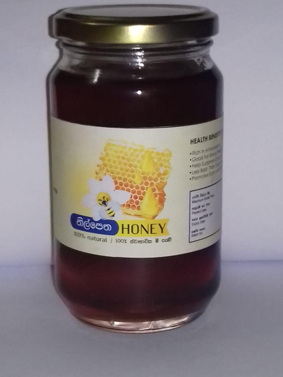 Nilpetha Bee Honey