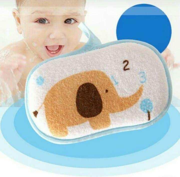 High quality eco-friendly super soft infant bath sponge