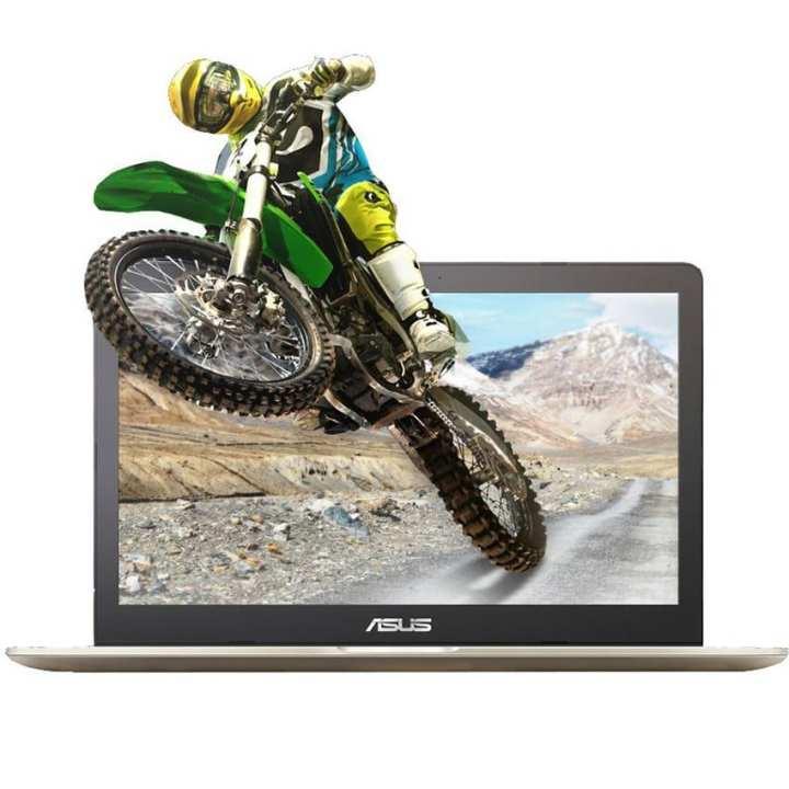 """Asus Laptop 15.6"""" Led I7-8750H/Win 10 - Black"""