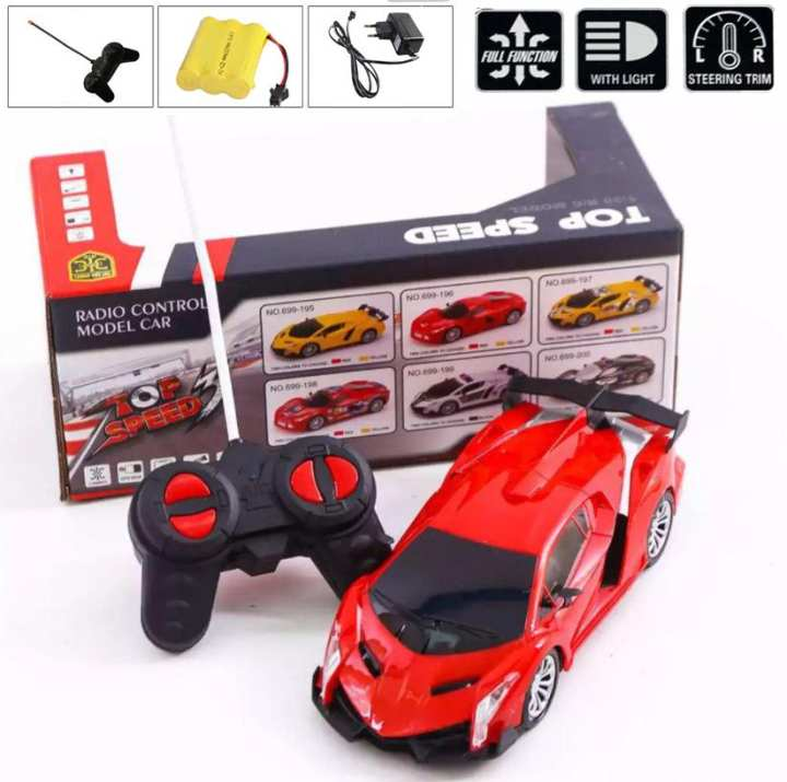 Rechargeable Top Speed Remote Control Car