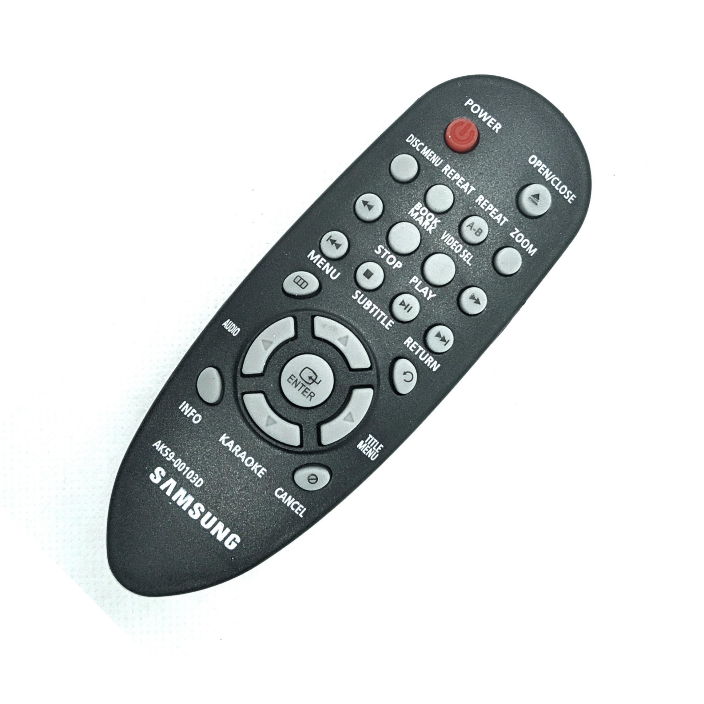 Remote for Samsung DVD Player